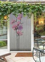 Vliegengordijn Bamboe Orchidee - 90x200 cm