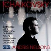 Tchaikovsky: Sy No.4