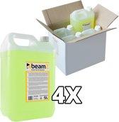 Rookvloeistof - BeamZ rookvloeistof - Standaard - 20 liter (4x 5 liter)