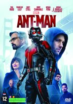 DVD cover van Ant-Man