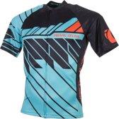 Pearl Izumi MTB Ltd Wielrenshirt Heren Fietsshirt - Maat S  - Mannen - blauw/zwart/rood
