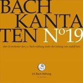 Bach Kantaten N 19