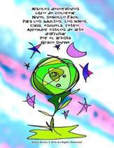 rboles decorativos libro de colorear Nivel sencillo f cil Para los adultos, los ni os, Casa, escuela, retiro, Aprender estilos de arte disfrutar Por el artista Grace Divine
