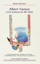Albert Camus et les écritures du XXe siècle