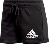 | adidas Essentials Solid Short Dames Sportbroek