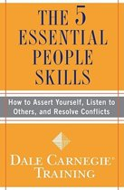 Boek cover The 5 Essential People Skills van Dale Carnegie Training