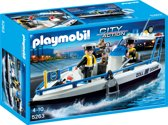 Playmobil Douaneboot - 5263