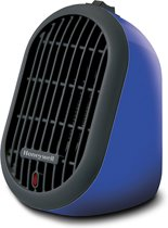 New 09/2015 Personal heater blue E2