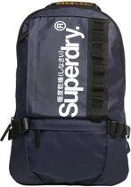 Superdry Tarp Backpack Slim Line Dark Navy
