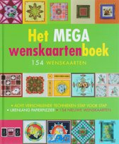 Het MEGA wenskaartenboek
