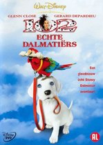 DVD cover van 102 Echte Dalmatiers