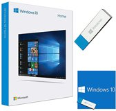 Windows 10 HOME OEM - USB - 32 en 64-bit - NL - 1