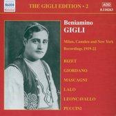 Gigli Edition Vol.2: The Milan