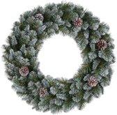 Triumph Tree krans empress spruce maat in cm: 90 groen
