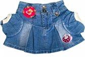 Love & Peace - Meisjes spijkerrok