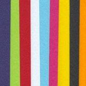Vloeipapier Geassorteerd - 50x75cm - 17gr - 240 stuks