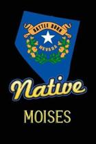 Nevada Native Moises