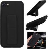 Backcover Grip voor Apple iPhone 8/7/6 Zwart