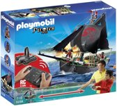Playmobil Piratenzeilschip met RC-onderwatermotor - 5238