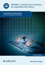 Gestion de incidentes de seguridad informática