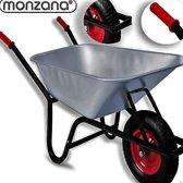 Monzana Kruiwagen XXL 100 Liter