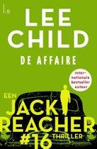 Boekomslag van 'Jack Reacher 16 - De affaire'