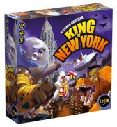 King of New York - Bordspel - Engelstalig