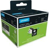 Dymo etiketten LabelWriter - 51 x 89 mm - Wit - 300 etiketten