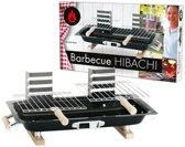 Hibachi Houtskoolbarbecue