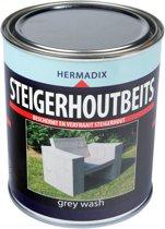 Hermadix Steigerhoutbeits - 0,75 liter - Grey wash