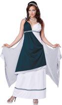 Romeinse prinses kostuum voor vrouwen  - Verkleedkleding - Medium