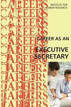 Career as an Executive Secretary