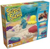 Super Sand - Sea Life - Speelzand - Goliath