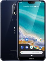 Nokia 7.1 - 32GB - Blauw