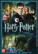 DVD cover van Harry Potter And The Order Of The Phoenix