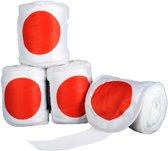 Polarfleecebandages -Flags- Set van 4 Vlag Japan 300 cm
