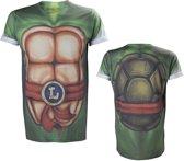 Ninja Turtles - Sublimation Body print - X Large