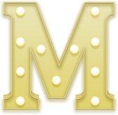Giggle Beaver Carnival M - Tafellamp - Vanilla