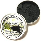 Whitening White Master Tandenbleker- Activated Organic Charcoal Powder