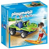 Playmobil Family Fun: Surfer Met Strandbuggy (6982)