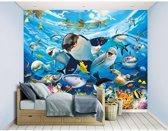 Behang Zee Avontuur Walltastic - kinderkamer - 305 x 244 cm