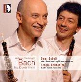 Bach: Six Duets F54-59