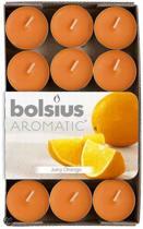 Bolsius Geurkaars Geurtheelicht 4 uur doos 30 Juicy Orange