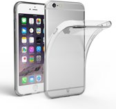Apple iPhone 6 Plus / 6S Plus - Siliconen Transparant TPU Hoesje Gel (Soft Case / Cover)