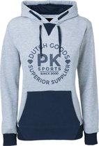 PK International - Couture - Sweater - Dames - Grey Melange