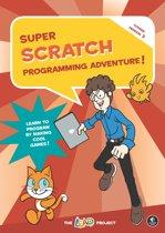 Super Scratch Programming Adventure (scratch 3)