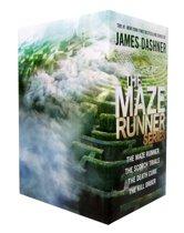 The Maze Runner 1 t/m 4  - Box Set