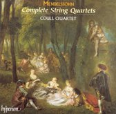 Mendelssohn: Complete String Quartets / Coull String Quartet