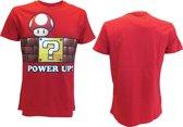 Nintendo - Red. Power Up - Xl