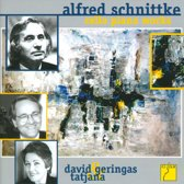 Alfred Schnittke: Cello Piano Works